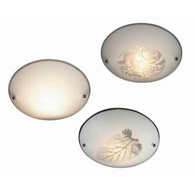 House Additions Buque 1 Light Flush Light