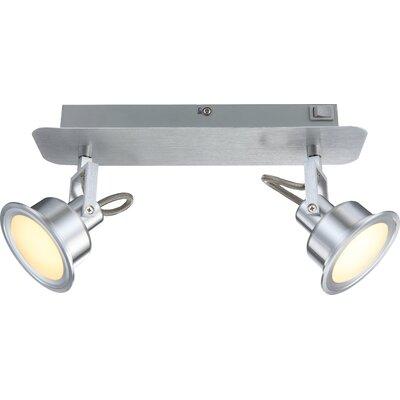 House Additions 2 Light Ceiling Spotlight