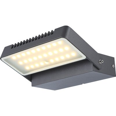 House Additions Chana 1 Head LED Outdoor Floodlight
