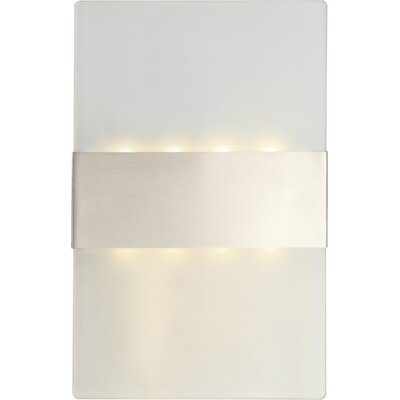 House Additions Neea 8 Light Semi Outdoor Flush Mount