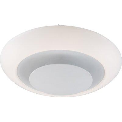 House Additions Ferah 1 Light Flush Ceiling Light
