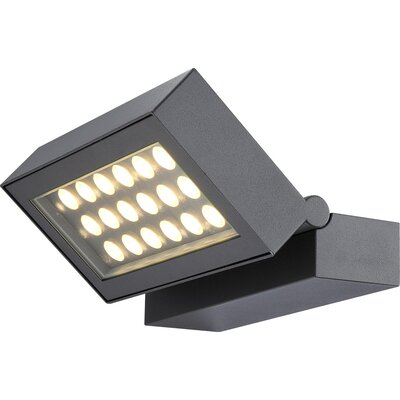 House Additions Tasilla 1 Head LED Outdoor Floodlight