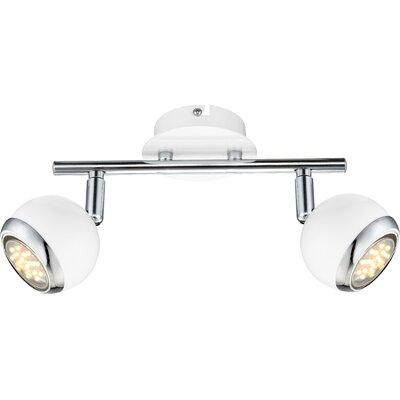 House Additions Oman 2 Light Ceiling Spotlight