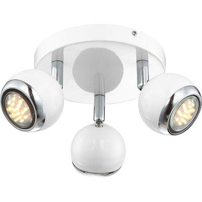 House Additions Oman 3 Light Ceiling Spotlight