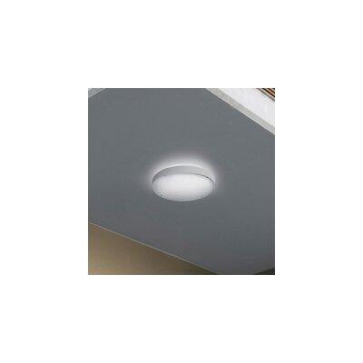 House Additions Opal 2 Light Outdoor Flush Mount