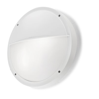 House Additions Opal 2 Light Outdoor Flush Mount