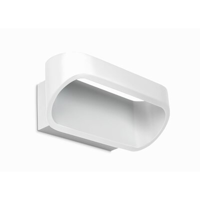 House Additions Oval 1 Light Wall Washer
