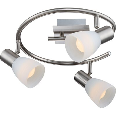 House Additions Parry I 3 Light Ceiling Spotlight