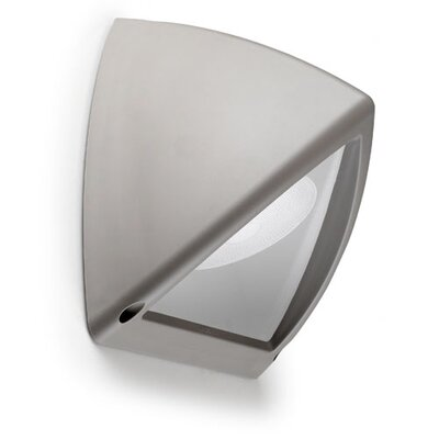House Additions Piramid 1 Light Outdoor Flush Mount