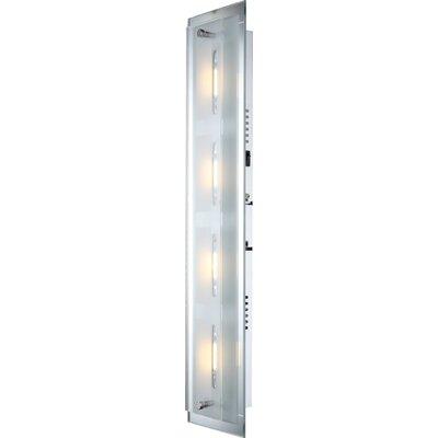 House Additions Sabira 4 Light Flush Wall Light