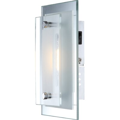 House Additions Sabira 1 Light Flush Wall Light