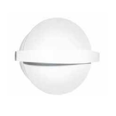 House Additions Saturn 1 Light Flush Wall Light