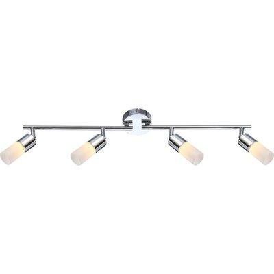 House Additions Spina 4 Light Semi-Flush Ceiling Light