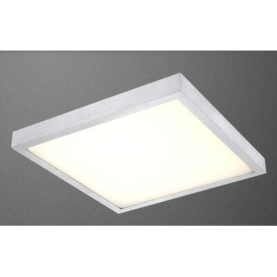 House Additions Tamina 1 Light Flush Ceiling Light