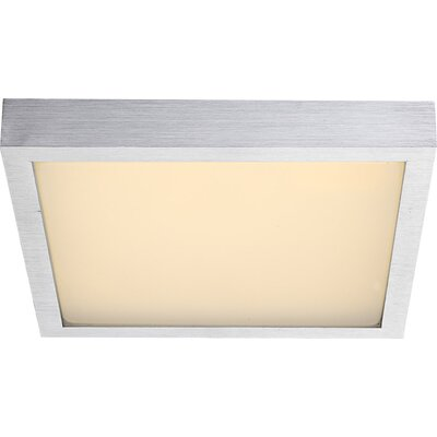 House Additions Tamina 1 Light Flush Ceiling Light