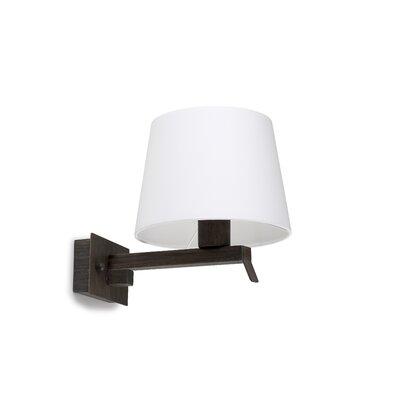 House Additions Torino 1 Light Semi-Flush Wall Light