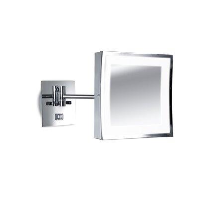 House Additions 1 Light Bathroom Mirror