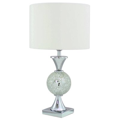 House Additions Sparkle Mosaic 45cm Table Lamp