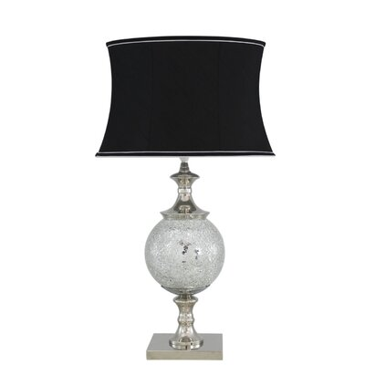 House Additions Sparkle Mosaic 77cm Table Lamp