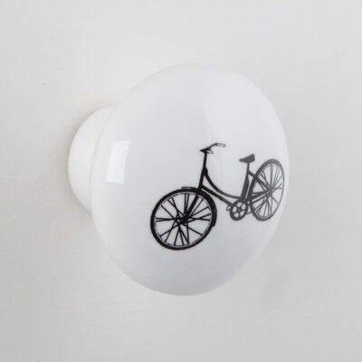 House Additions Bicycle Drawer Knob