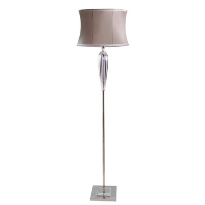 House Additions Fluted 170cm Floor Lamp