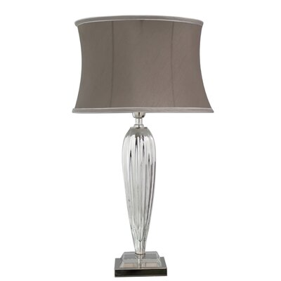 House Additions Fluted 67cm Table Lamp
