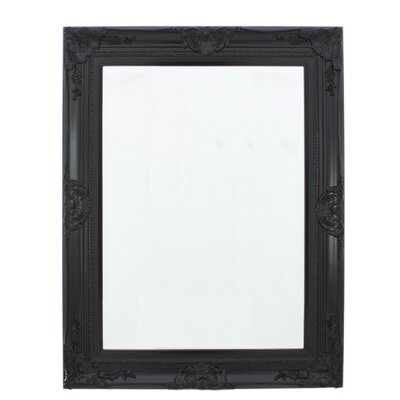 House Additions Baroque Wall Mirror