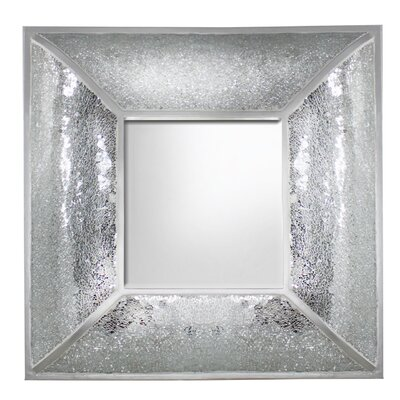 House Additions Sparkle Mosaic Wall Mirror