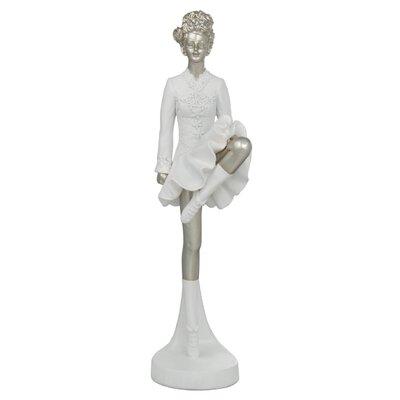House Additions Irish Dancing Girl Figurine