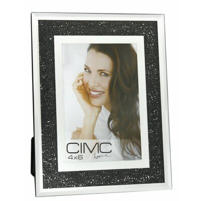 House Additions Diamond Crush Photo Frame
