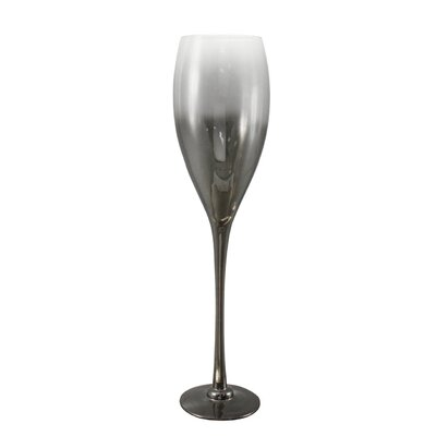 House Additions Wine Glass Shaped Vase
