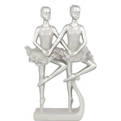 House Additions Ballerina Pointe Figurine