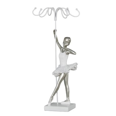 House Additions Ballerina 28cm Jewellery Holder