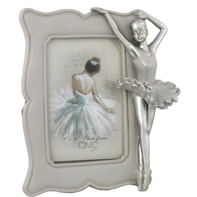 House Additions Ballerina Picture Frame