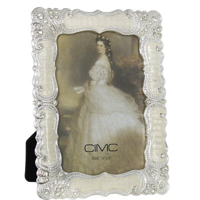 House Additions Classic Cream Photo Frame