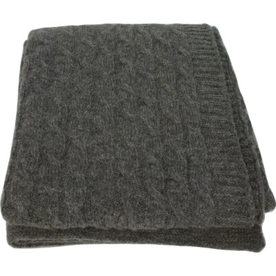 House Additions Clare Wool Throw