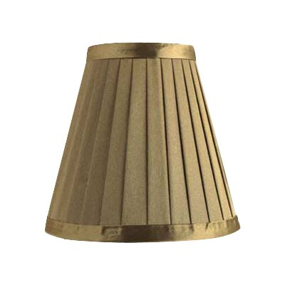 House Additions 15cm Faux Silk Empire Lamp Shade