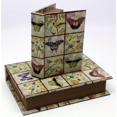House Additions Manihiki 2 PieceBook Box Set