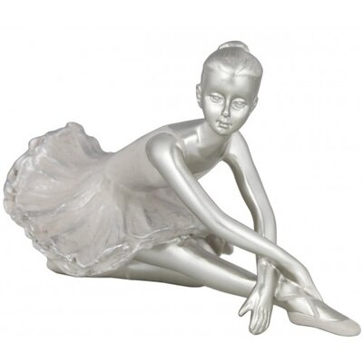 House Additions Ballerina Figurine