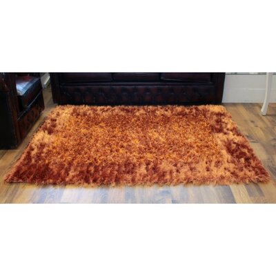 House Additions Terracotta Area Rug