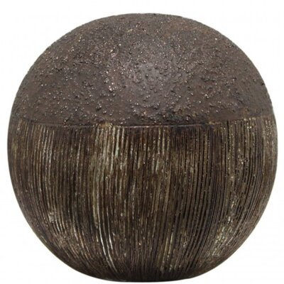 House Additions Decorative Fire and Earth Ball
