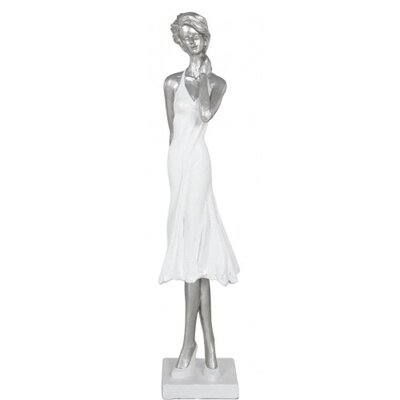 House Additions Lady Figurine