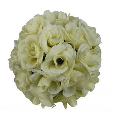House Additions Decorative Rose Ball