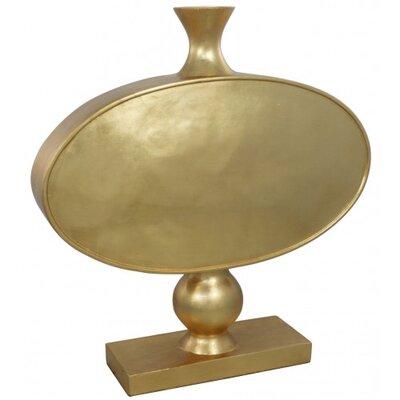 House Additions Fibreglass Oval Stemmed Vase
