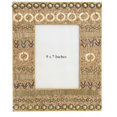 House Additions Jewelled Indian Picture Frame