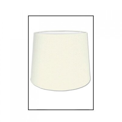 House Additions 25cm Premium Faux Silk Drum Lamp Shade