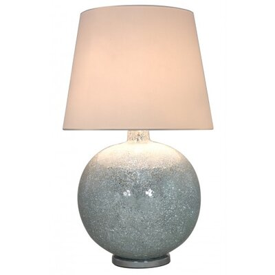 House Additions Circular 77cm Table Lamp