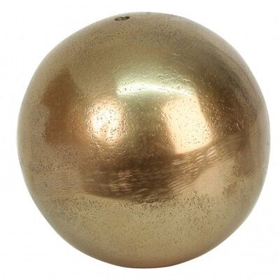 House Additions Decorative Hammered Ball
