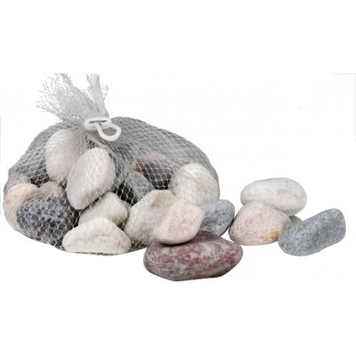 House Additions Natural Stones in Bag