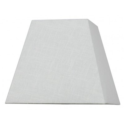 House Additions 30.5cm Linen Square Lamp Shade